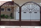 Penong Wrought iron fencing 2
